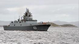 ВПетербурге открылся международный военно-морской салон