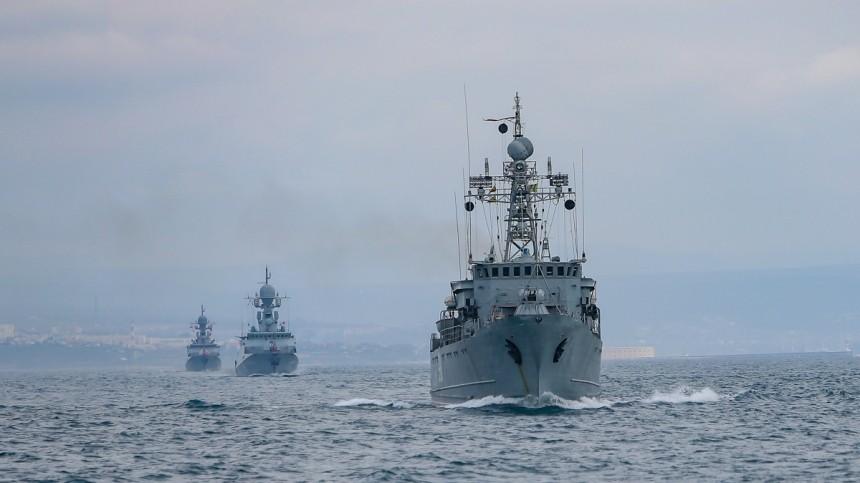 Начужой пирог: Как суда НАТО 30 лет вторгаются вЧерное море