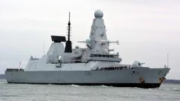 Корреспондент BBC раскрыл правду обинциденте с«Дефендером» вЧерном море