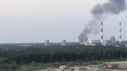 «Взрыв был мощный!»— очевидцы сообщили оботключении света иводы насевере Петербурга