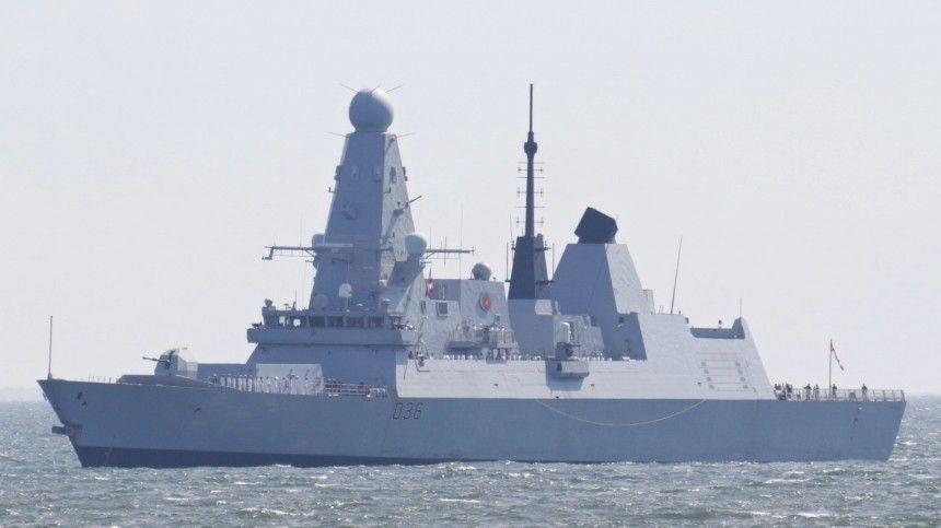 Хорошая мина при плохой игре: Зачем Лондону была нужна провокация сэсминцем вЧерном море