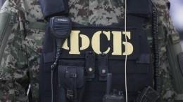 ФСБ сообщила озадержании жителя Крыма, собиравшего сведения ополетах военной авиации РФ