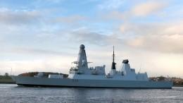 Глава МИД Британии отверг российскую версию инцидента сэсминцем Defender