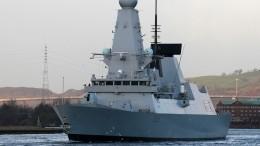 Чем МИД пригрозил послу Великобритании заинцидент сэсминцем вЧерном море