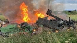 СКвозбудил уголовное дело после крушения вертолета вЛенинградской области