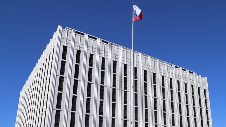 Впосольстве РФназвали голословными обвинения Пентагона поинциденту сэсминцем