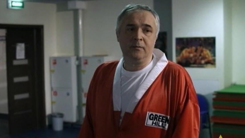 Стало известно, почему актер сериала «Папины дочки» непомнит деталей нападения