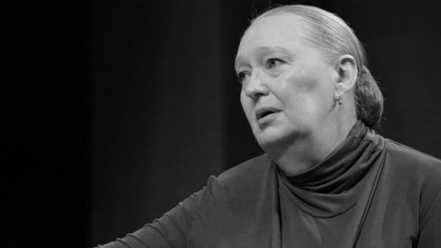 Скончалась сыгравшая в«Солярисе» актриса Ольга Барнет