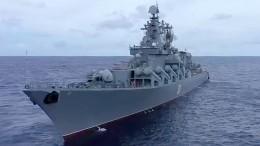Корабли ВМФ России проведут ракетные стрельбы вблизи авианосца Британии