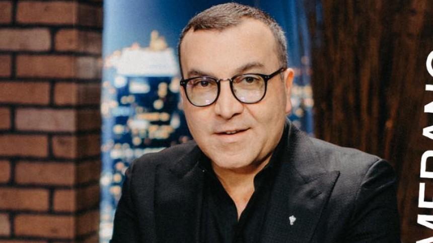 Известный телеведущий Геворг Егиазарян умер в47 лет