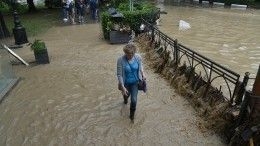 Ситуация SOS: мэр призвала жителей Ялты говорить опроблемах из-за новых дождей
