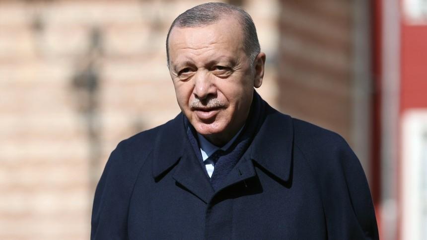 Президент Турции дал старт строительству канала «Стамбул»