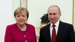 «Евросоюз допетляется»: наУкраине обиделись наМеркель засаммит ЕСсПутиным