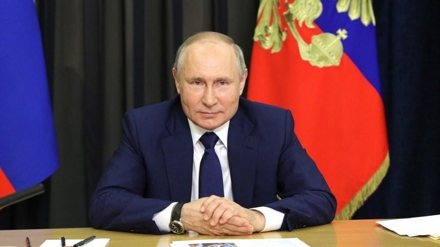 Правительство отчитается перед Путиным перед Прямой линией
