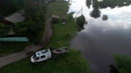 Тонущее Приамурье: уровень воды вАмуре превысил отметку наводнения почти 40-летней давности