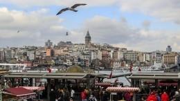 ВТурции запустили проект строительства канала «Стамбул»