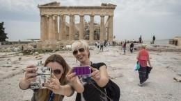 Греция ужесточила требования для въезда россиян с30июня