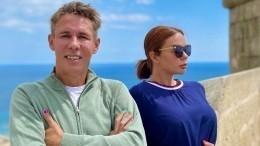 «Дурачимся как дети»: жена Алексея Панина раскрыла детали ихбрака