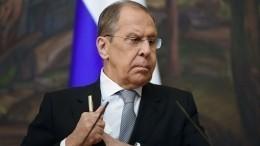 Лавров упрекнул Запад вполитике двойных стандартов после саммита вЖеневе