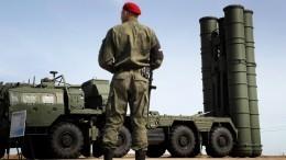 Путин заявил, что скоро РФпоставит набоевое дежурство новейшие ЗРК С-500
