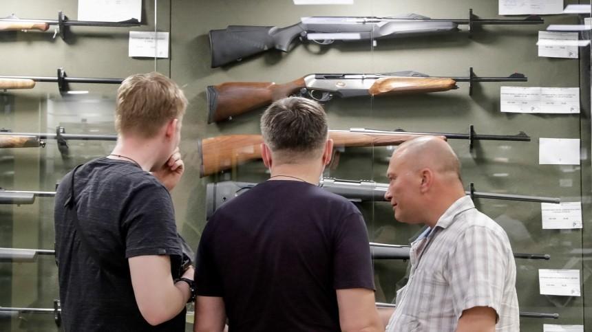ВРоссии увеличили возраст покупки охотничьего оружия до21 года