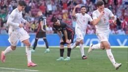 Команда Испании обыграла сборную Хорватии наЕвро-2020