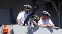 ВЧерном море начались учения ВМС США иУкраины Sea Breeze 2021