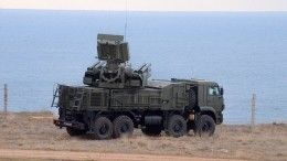 ВКрыму проверили работу С-400 и«Панциря» нафоне учений НАТО