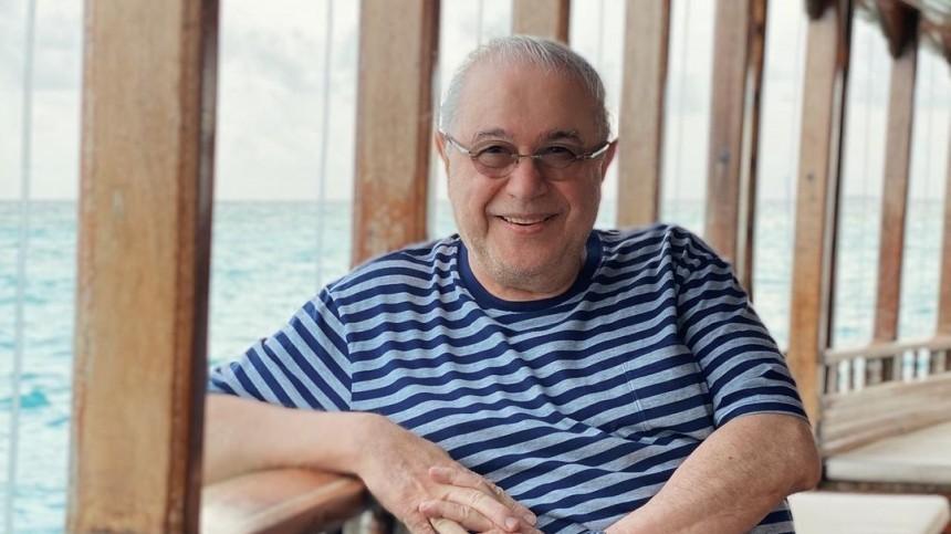 «Ягрущу»: отдых Петросяна сженой наМальдивах закончился слезами