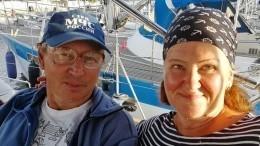 Два яхтсмена изПетербурга пропали вАтлантическом океане