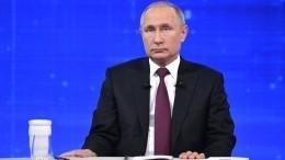 Что происходит свопросами, которые Путин нерассмотрел наПрямой линии?