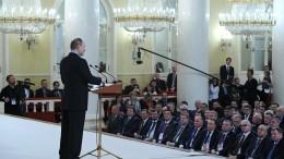 Кому подчиняется президент? —мнение Путина