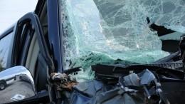 Один человек погиб восемь пострадали вмассовом ДТП под Петербургом