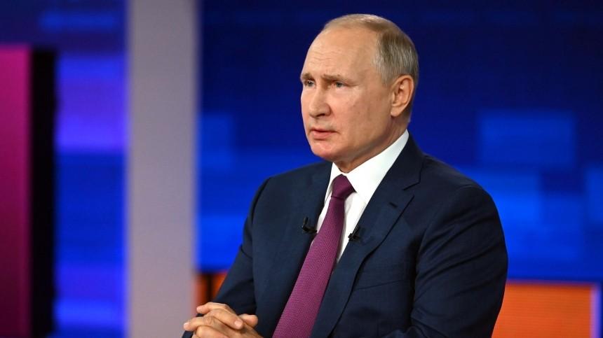 Сильный имудрый политик: международная реакция наПрямую линию Путина