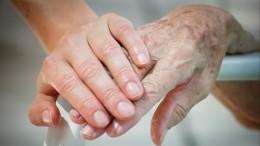 Десятилетняя украинка скончалась отстарости