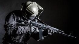 Видео ликвидации боевика под Астраханью изадержания второго вМоскве