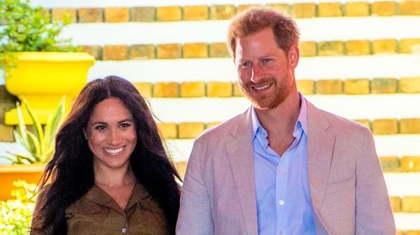 «Это жонглирование»: принц Гарри рассказал, каково ему быть отцом двоих детей