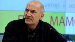 Переживший клиническую смерть Петр Мамонов попал вреанимацию
