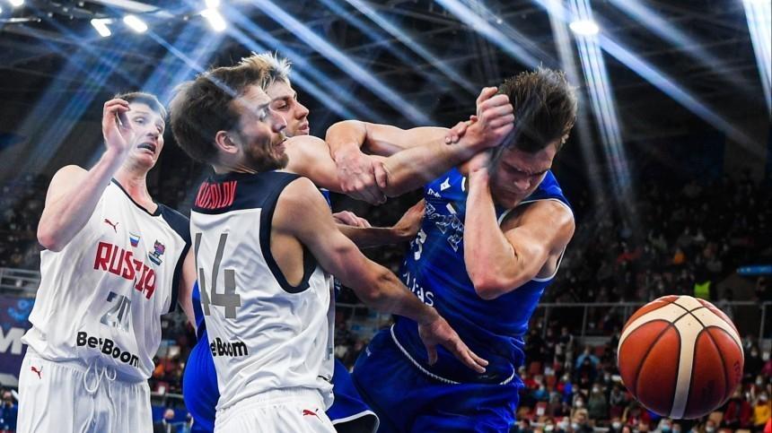 Олимпиада вТокио пройдет без российских баскетболистов