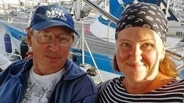 ВАтлантическом океане разыскивают двух яхтсменов изПетербурга