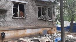Гигантская трещина, выбитые окна: дом после взрыва вНижнем Новгороде сняли навидео