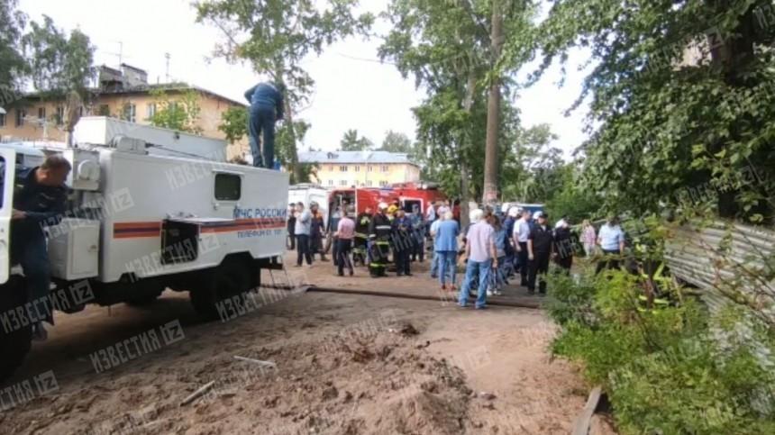Под завалами дома вНижнем Новгороде, где произошел взрыв газа, людей нет