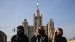 Уже более десяти процентов москвичей перенесли СOVID-19