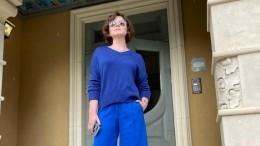 «Это унас встране?»— живущего взамке Галкина шокировало жилье Банщиковой