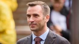«Русофобская выходка»: мэру Риги запретили въезд вРоссию