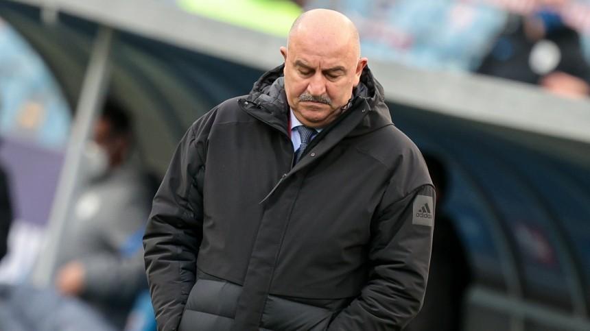 РФС обсуждает отставку Черчесова споста главного тренера сборной России