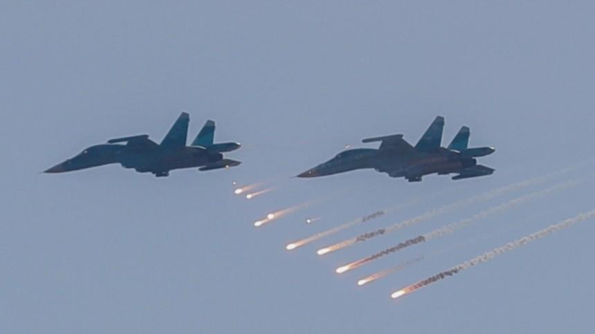 Авиация Черноморского флота отработала уничтожение кораблей нафоне учений НАТО