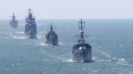 «Вголове одна солома»: вКитае высмеяли маневры НАТО вЧерном море
