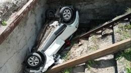 Известная журналистка погибла при падении авто сфуникулера вКБР— фото ивидео