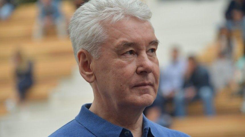 Собянин пообещал гранты икомпенсацию НДФЛ закоронавирусную порядочность